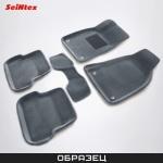 Коврики в салон ворсовые 3D SEINTEX для Volkswagen Tiguan (2007 - 2016)