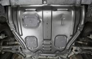 Защита картера стальная Chery Tiggo 8 ( 2018 - 2020 )