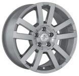 Диск колесный Fondmetal 77001 8,5xR18 5x114,3 ET30 ЦО67,2 серебристый 77001 8518305114ZGA0