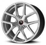 Диск колесный MOMO SUV RF01 8.5xR19 5x114.3 ET45 ЦО67.1 серый матовый с полированной лицевой частью 87564428676