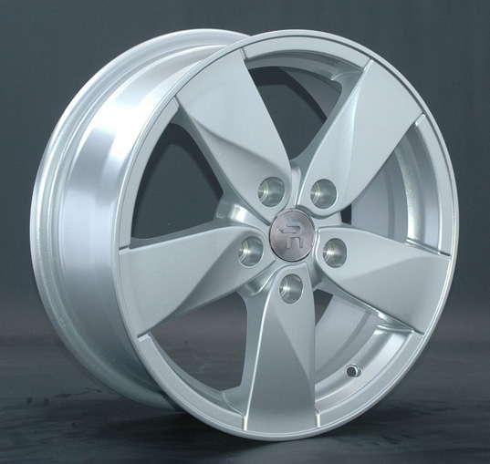 Диск колесный Replay SZ19 6,5xR16 5x114,3 ET45 ЦО60,1 серебристый 018325-100012002