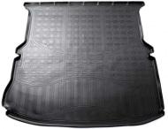 Коврик в багажник (полиуретан, черный, cложенный 3 ряд) Норпласт NPA00-T22-183 Ford Explorer 2010-2018