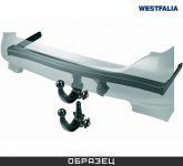 Фаркоп Westfalia для Porsche Macan 2013 -