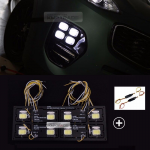 LED-модули в противотуманные фары EXL KIA Sportage IV 2016 -