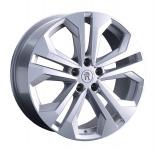 Диск колесный Replay VV295 9xR20 5x112 ET33 ЦО66.6 серебристый с полированной лицевой частью 080252-070029006