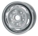 Диск колесный KFZ 8505 5.5xR15 5x160 ЕТ60 ЦО65 серебристый 902119001