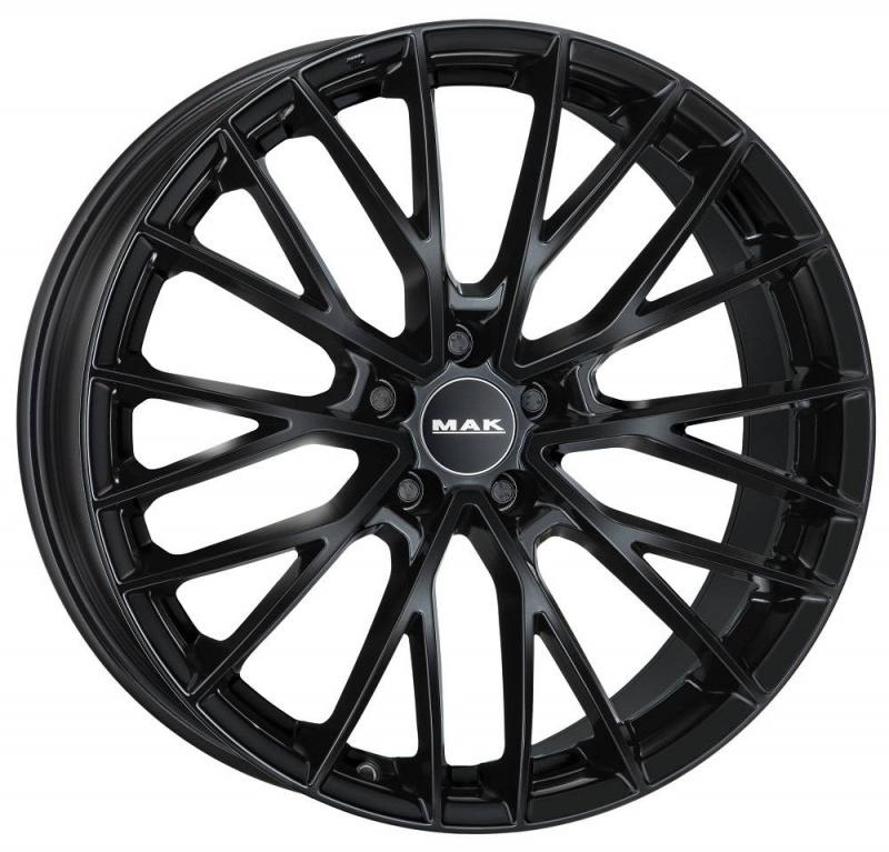 Диск колесный MAK Speciale 8,5xR19 5x112 ET30 ЦО66,6 черный глянцевый F8590ECGB30WS2