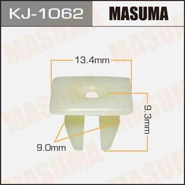 Клипса автомобильная (автокрепеж), 1 шт. Masuma KJ-1062