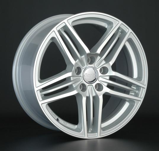 Диск колесный REPLAY A91 8xR17 5x112 ET39 ЦО66,6 серебристый с полированной лицевой частью 027144-040019006