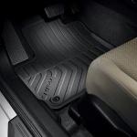 Коврики в салон (резиновые) Honda 08P13-T7S-110 для Honda HR-V 2016 -