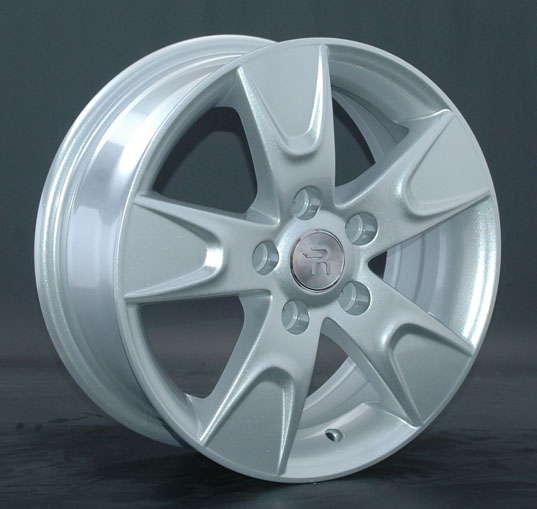 Диск колесный Replay SK18 6xR15 5x112 ET43 ЦО57,1 серебристый 025934-120035006