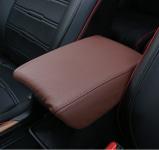 Чехол на подлокотник (коричневый) Honda CRV 2020-