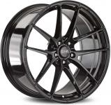 Диск колесный OZ Leggera HLT 10xR20 5x130 ET45 ЦО71,56 черный глянцевый W01971001O2