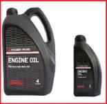 Моторное масло Mitsubishi 0w30 5л, 1л MZ320151/MZ320150