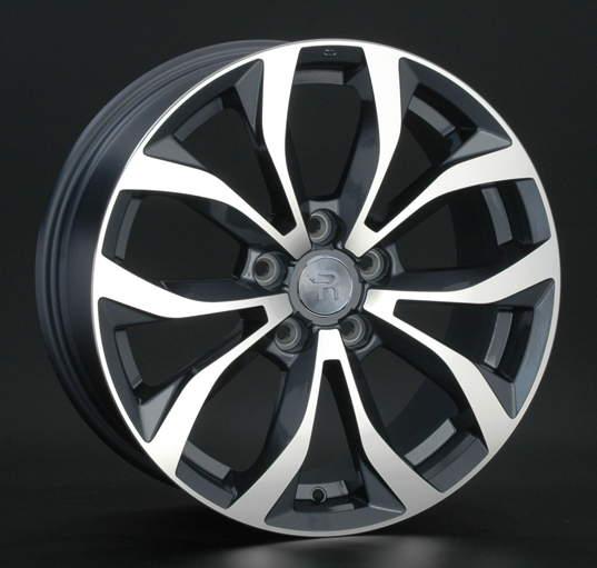 Диск колесный REPLAY A69 8,5xR19 5x112 ET43 ЦО66,6 серый глянцевый с полированной лицевой частью 045104-070492006