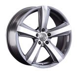 Диск колесный Replay VV290 8xR18 5x112 ET25 ЦО66.6 серый глянцевый с полированной лицевой частью 081333-160001006