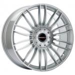 Диск колесный Borbet CW3 10,5xR21 5x120 ET35 ЦО72,5 серебристый 221871