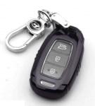 Чехол для ключа черный You Qiang QNG00111 для Hyundai Sonata (8G) DN8 2020-