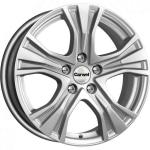 Диск колесный Carwel Сиг 159 7xR17 5x114.3 ET45 ЦО60.1 серебристый металлик 101692