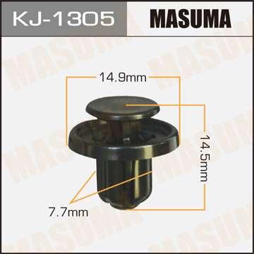 Клипса автомобильная (автокрепеж), 1 шт. Masuma KJ-1305