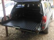 Платформа грузовая выкатная (двойная кабина, короткий кузов) АВС-Дизайн CSMCCL200.01 Mitsubishi L200 (4G) 2006-