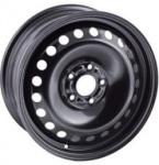 Диск колесный Trebl X40019 7xR17 5x100 ET48 ЦО56.1 черный 9138169