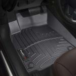 Коврики салона передние (черные,серые,бежевые) 449721 для Mazda CX-9 2017-