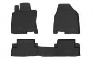Коврики в салон (черный полиуретан) Format FORMAT.CARNIS00021 Nissan Qashqai 2007-2014