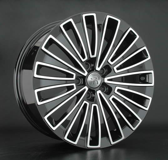Диск колесный REPLAY FD91 8xR18 5x114,3 ET44 ЦО63,3 черный глянцевый с полированной лицевой частью 027029-040132016