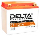 Аккумулятор (14 А/ч) Delta CT1214