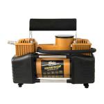 Компрессор LUX METALL, 85 л, 2х поршневой Golden Snail GS 9213