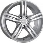 Диск колесный MAK Veloce Italia 7.5xR17 5x114.3 ET40 ЦО76 серебристый F7570WO40FF