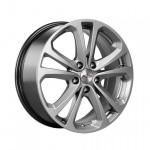 Диск колесный X'trike R206 7xR17 5x114,3 ET45 ДЦО60,1 серый 76352