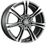 Диск колесный ATS Twister 6.5xR16 5x112 ET38 ЦО70.1 серебристый темный 86012510175