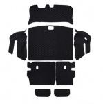 Коврики багажника кожаные Kia Seltos 2020-