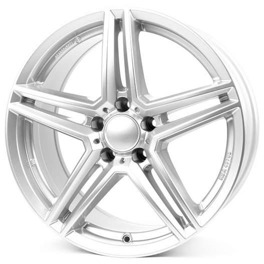 Диск колесный Rial M10 7,5xR18 5x112 ET49 ЦО66,5 серебристый M10-75849M81-0