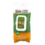 Влажные салфетки Эконом, 70 шт Golden Snail GS 0405
