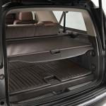 Коврик багажника (резиновый Cacao) 22964399 для Chevrolet Tahoe IV 2015-