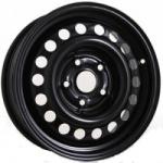 Диск колесный Trebl 9980 6.5xR16 5x114.3 ET52.5 ЦО67.1 черный 9112732