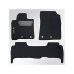 Коврики в салон задние (велюровые) Lexus PW21050015E0 / PW21050012C0 для Lexus LS500 2018 -