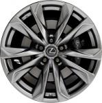 Диск колесный R20 F-Sport передний Lexus 4261A-50280 для Lexus LS 2018 -