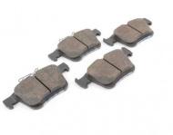 Колодки тормозные задние комплект METACO 301-0169 Skoda Kodiaq 2016 - 2020