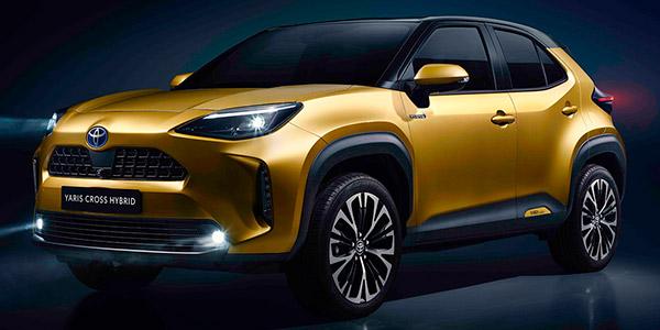 Toyota Yaris стал победителем конкурса «Автомобиль года-2021»<