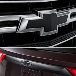 Комплект эмблем (черные) GM 84046094 для Chevrolet Traverse 2018 -