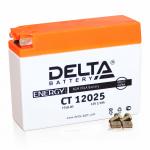 Аккумулятор (2 А/ч) Delta CT12025