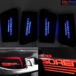 Платы в ниши дверных ручек с диодной подсветкой EASY LED 1000074344 для KIA Stinger 2018 -