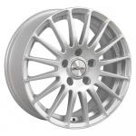 Диск колесный X'trike X-127 6.5xR16 5x114.3 ЕТ38 ЦО67.1 насыщенно серебристый 15003ZX