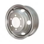 Диск колесный Gold Wheel 86143509368 5.5xR16 6x170 ЕТ102 ЦО130 серебристый 86143509368