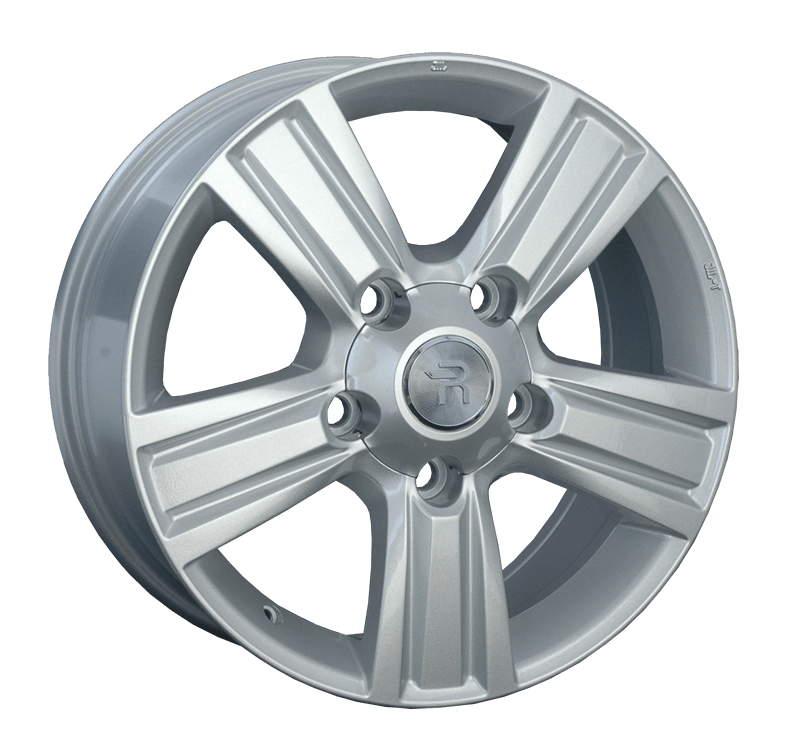 Диск колесный REPLAY TY117 8xR18 5x150 ET56 ЦО110,1 серебристый 041675-040667009
