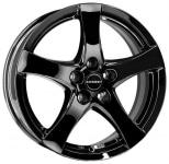 Диск колесный Borbet F 7xR17 5x100 ET35 ЦО57.1 черный глянцевый 8135790
